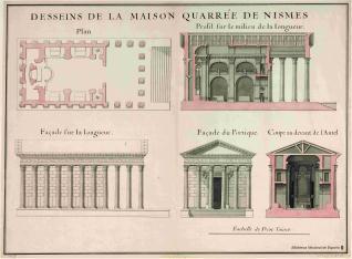 La maison carr e de n mes mis museos for Ma maison nimes